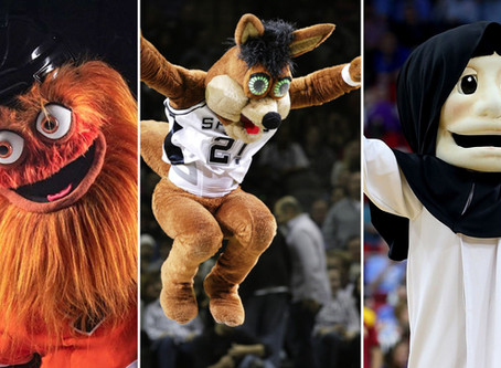 MASCOTS - The Scary, The Strange, The Sexy?