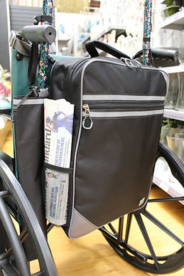 Flexi Mobility bag regular netted pocket