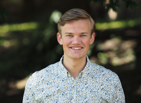 Lars Brandsås valgt som ungdomskandidat for Trøndelag Unge Venstre