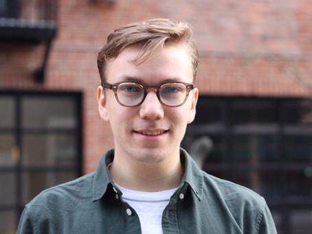 Viljar Sæbbe valgt som ungdomskandidat for Trøndelag Unge Venstre