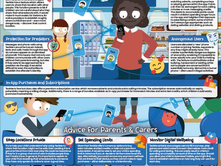 Online Safety Guide - TextMe