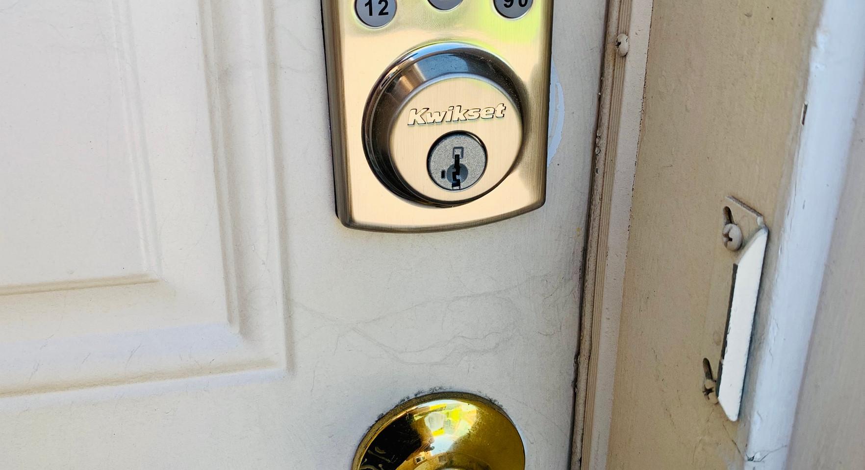 S&S_Keypad Entry