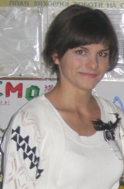 Мороз Ірина Петрівна,