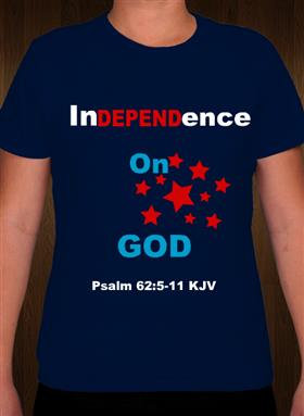 InDEPENDence Women's Tee