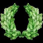 ローレルの葉