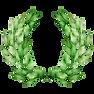 Blätter Laurel