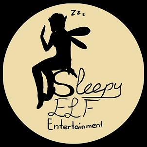 logo sleepy elf entertainment