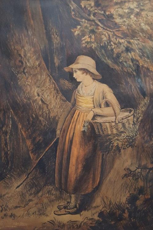 Watercolour Circa 1840's