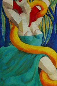 Goddess & Serpent
