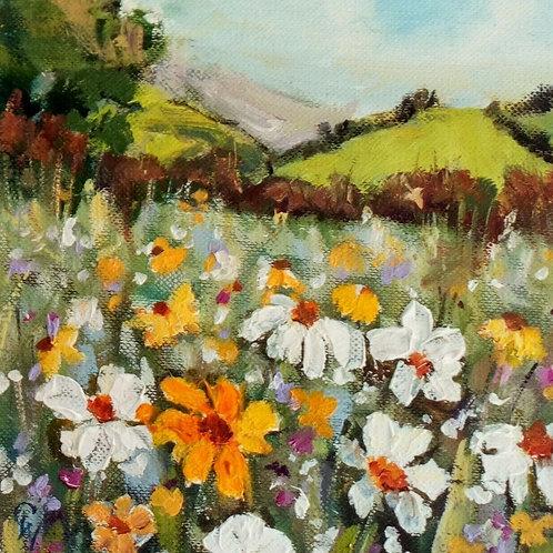 Original Oil Painting by Carol West