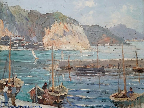 Seascape Italy