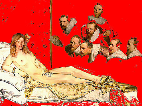 The Red Anatomy Lesson