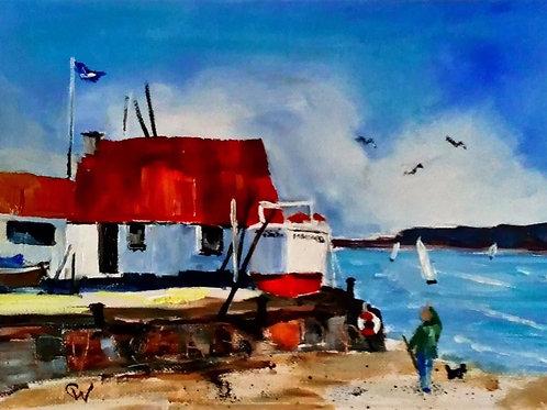 Seascape by Carol West