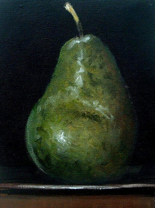'Pear' by Terry Wylde