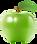 purepng.com-green-applesappleapplesfruit