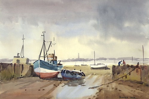 Sydney Vale FRSA - Original Mid 20th Century Watercolour