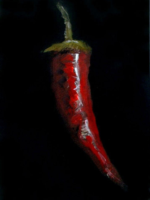'Chilli' by Terry Wylde