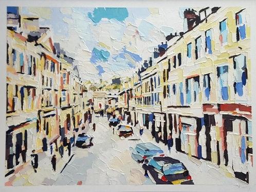 Milsom Street, Bath by Tom Davey