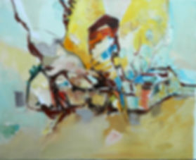 Diana Nour, The Apple Gallery, Art for Sale