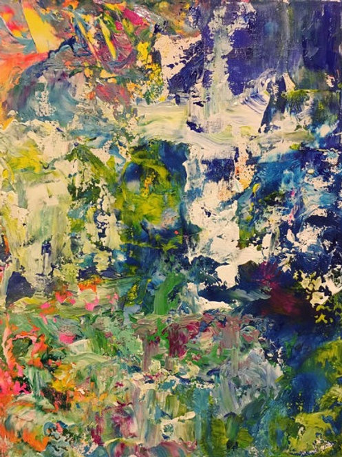 Breathe II - Original work by E.Mitchell