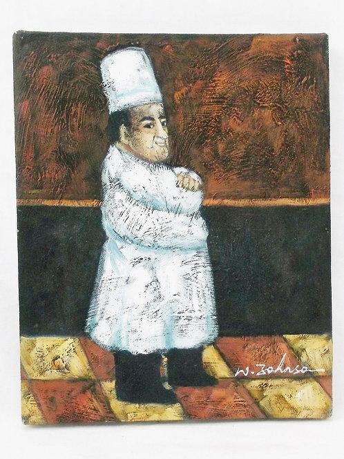 Rare Cook Chef in Profile