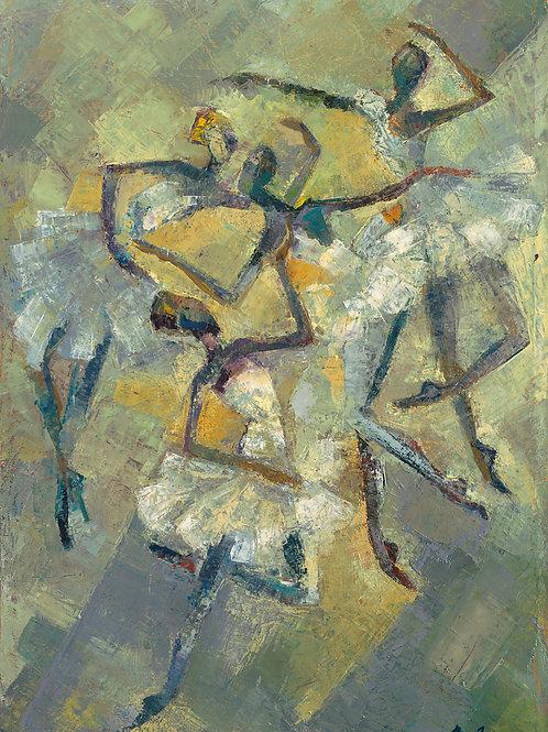 Dancers -I