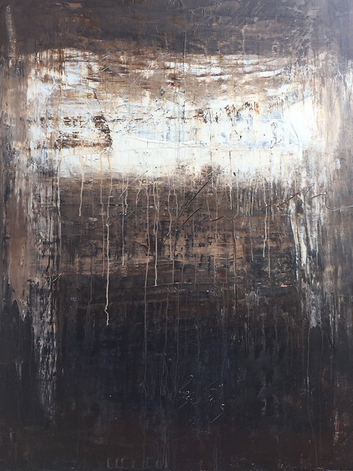 1146 antique dark brown/white