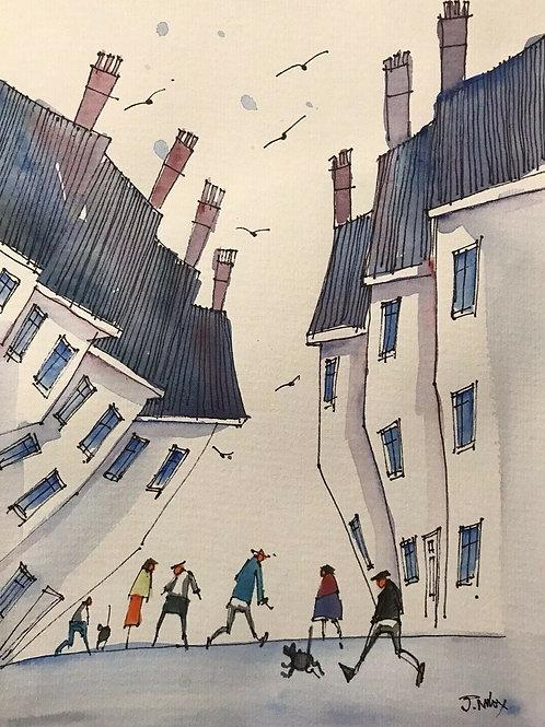 Urban Dwellers #597