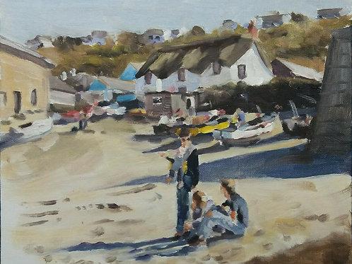 Sennen Cove by James Coates