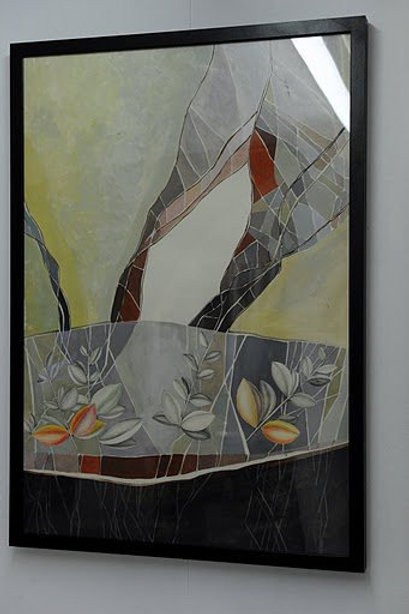 Abstract Landscape Drawing