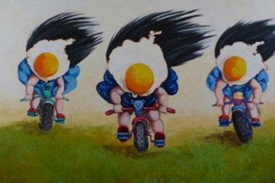Egg Girls Racing