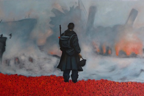 Dunkirk, The Horror of War