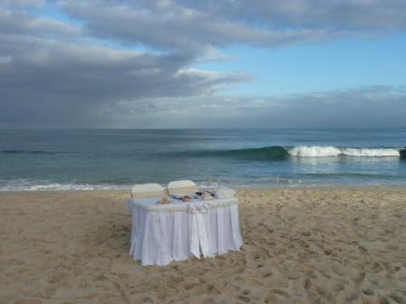 waiting for our bride and groom (448x336
