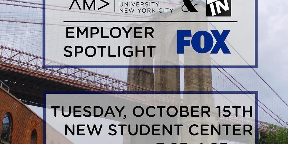Fox Employer Spotlight