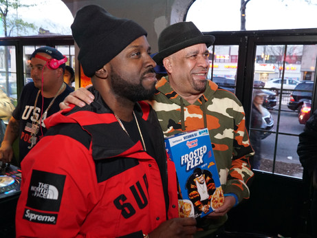 Bully Brunch Cereal Edition Funk Flex - Butchrock - DJ Tra$e