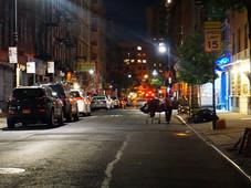 Quiet Night in NYC