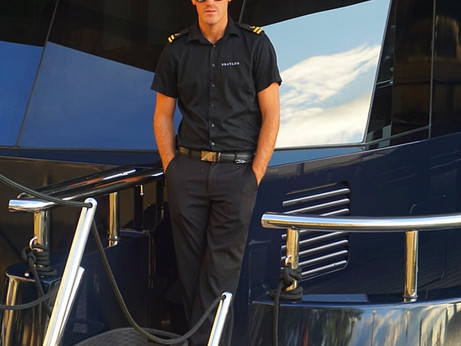 Captain Sail Away
