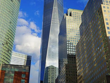 Skyscrapers Staple, NYC
