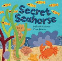 Make Sparkly Seahorses