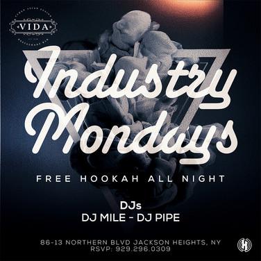 Vida Restaurant | Industry Mondays