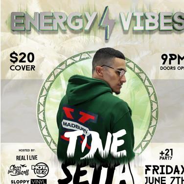 Tone Setta | Energy N Vibes