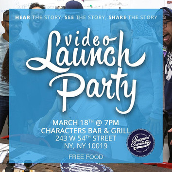 Networking & Fundraising Video Launch RECAP