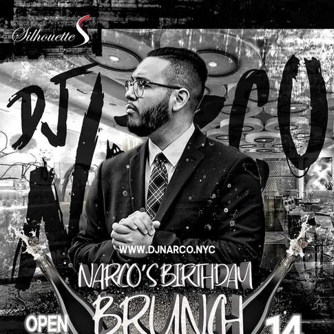 Narco's Birthday Brunch