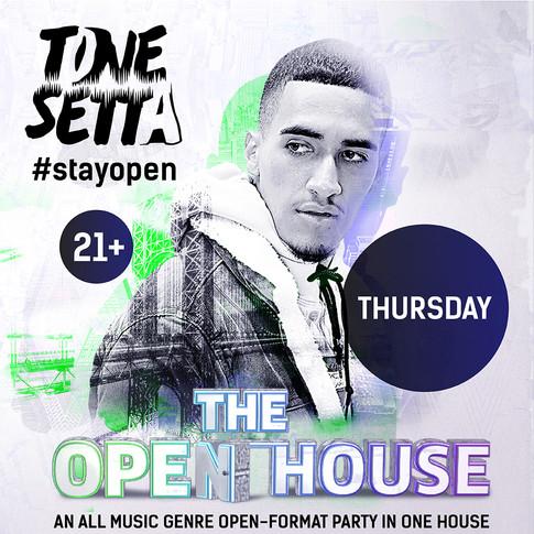 Tone Setta | The Open House