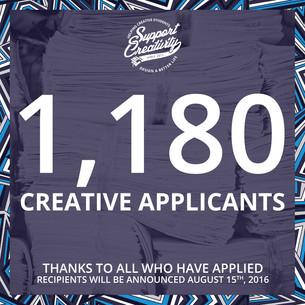 2016 Scholarship Deadline Reached