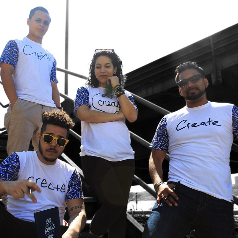 Custom Create T-Shirts