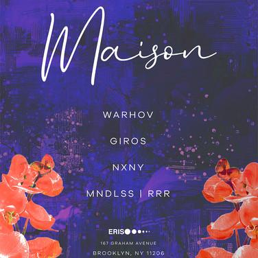 DJ Warhov | Maison