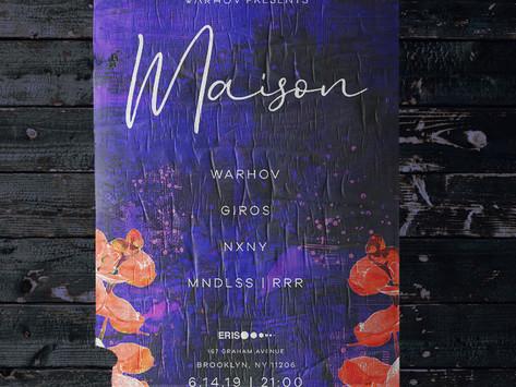 Warhov's Maison Branding + Marketing