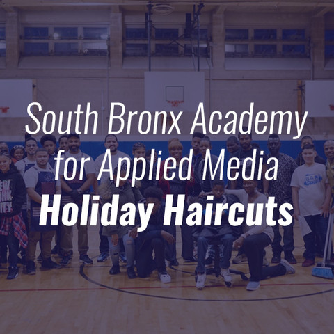SBAAM Holiday Haircuts