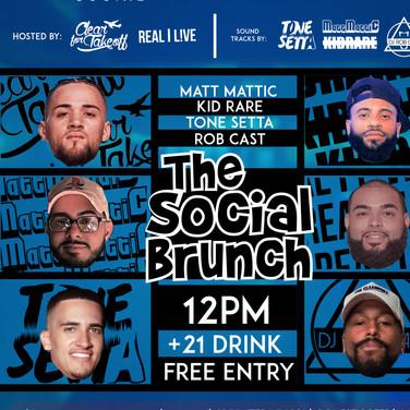 Tone Setta | The Social Brunch